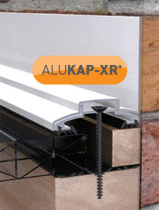 Alukap-XR<sup>®</sup>: Fastest Rafter-Top Glazing Bar System