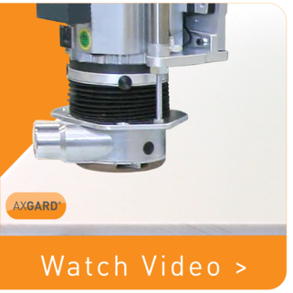 VIDEO: Axgard CNC Shape Cutting