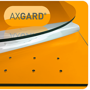 ADDITIONAL SHAPES &amp; DRILLED HOLES ON AXGARD<sup>&reg;</sup>