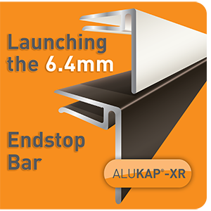 Endstop Bar Now in 6.4mm Thickness