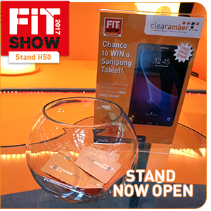 Open to visitors of FIT Show 2017