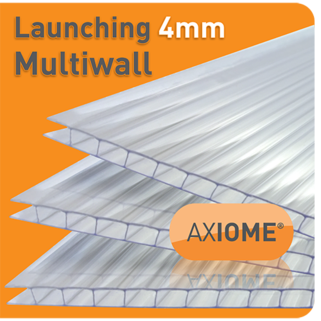 4mm AXIOME<sup>&reg;</sup> extends the range