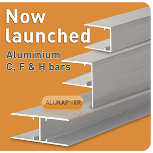 ALUKAP<sup>®</sup>-XR 16MM & 32MM MILL FINISHED ALUMINIUM PROFILES AND SECTIONS