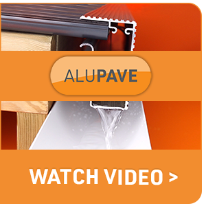 Introducing Alupave<sup>®</sup> | The Fireproof Full-Seal Flat Roof & Decking System